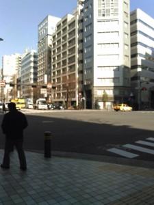 東京M 試走 12