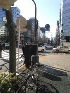 東京M 試走 16