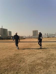 東京M 試走 1