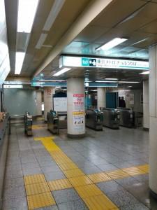 東京M 試走 14