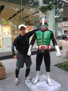 東京M 試走 4